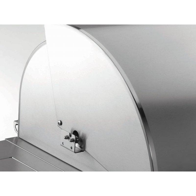 aurora a430 cart grill mit einzel seitenbrenner backburner und rotis. Black Bedroom Furniture Sets. Home Design Ideas