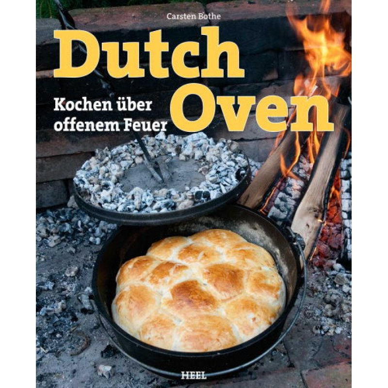 carsten bothe dutch oven kochen ber offenem feuer 16 95. Black Bedroom Furniture Sets. Home Design Ideas