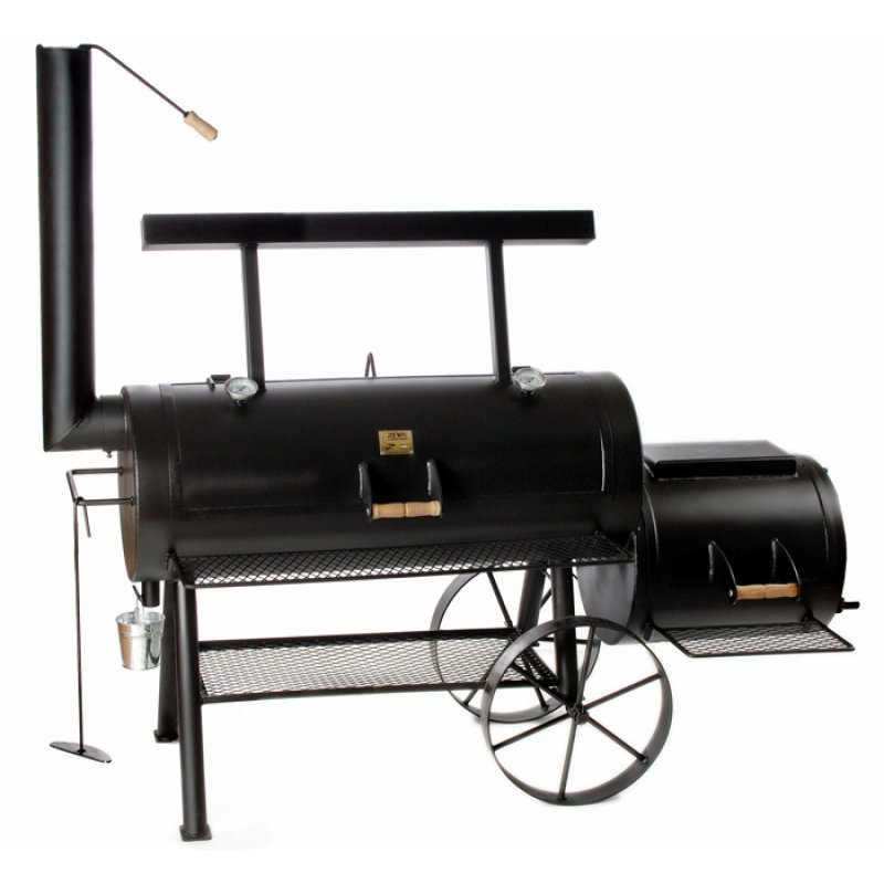joes barbeque smoker 20er championship longhorn. Black Bedroom Furniture Sets. Home Design Ideas