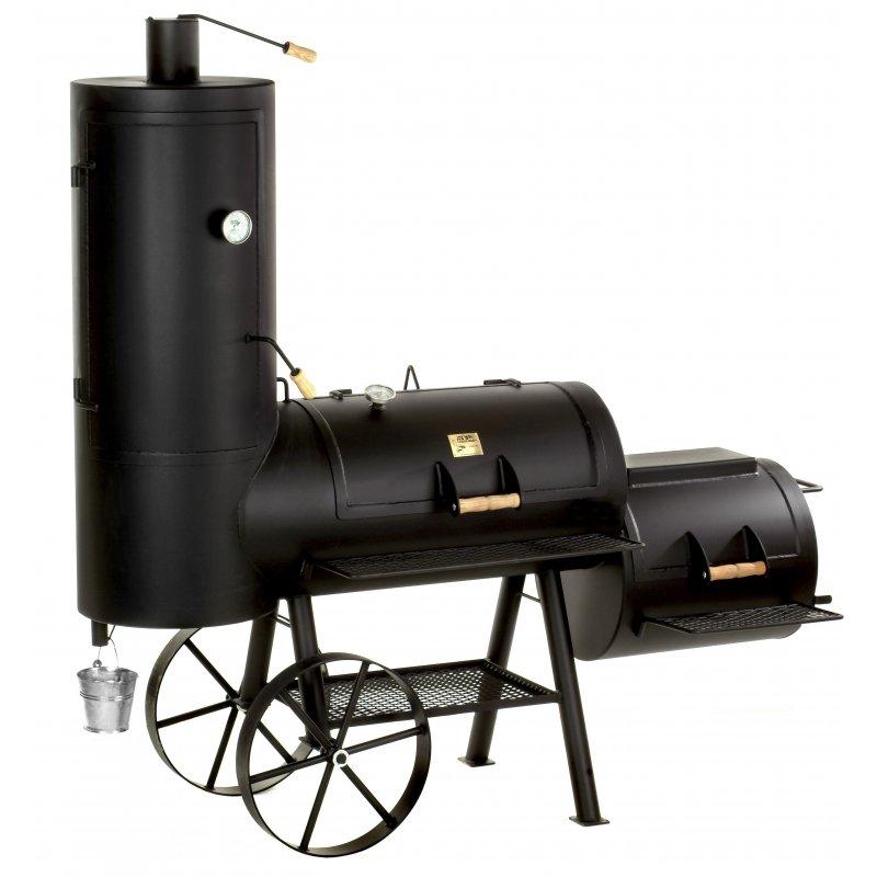 joes barbeque smoker 20er chuckwagon. Black Bedroom Furniture Sets. Home Design Ideas