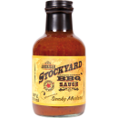 American Stockyard Smoky Mustard BBQ Sauce 350ml
