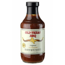 OLD TEXAS BBQ Sauce all natural