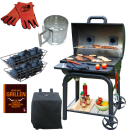 Grilln Smoke Barbecue Star BBQ-Vorteils-Spar-Set