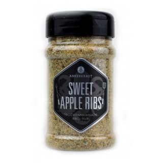 Ankerkraut Sweet Apple Ribs BBQ Rub Streuer 240g