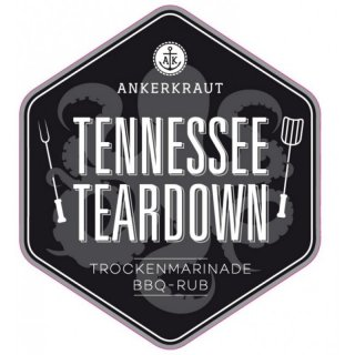 Ankerkraut Tennessee Teardown