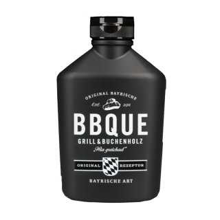 BBQUE Grill & Buchenholz Barbecue Sauce