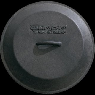 Camp Chef Cast Iron Deckel 30 cm (CL12)