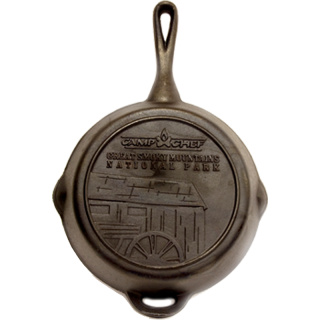 Camp Chef Cast Iron Pfanne 25 cm (SK10)