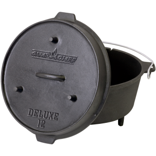 Camp Chef® Dutch Oven DO-12 Deluxe