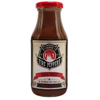 Cologne Fire Peppers Black Forest