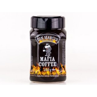 DON MARCOs Mafia Coffee Rub