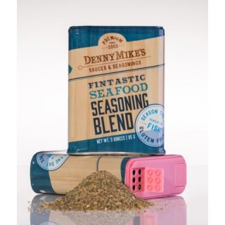 DennyMikes Fintastic Seafood Seasoning Blend
