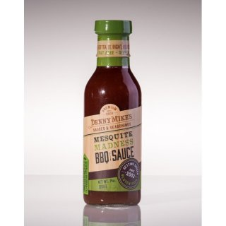 DennyMikes Mesquite Madness BBQ Sauce