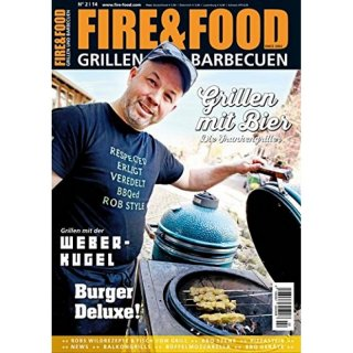 Fire & Food N. 2/14 Grillen und Barbecuen
