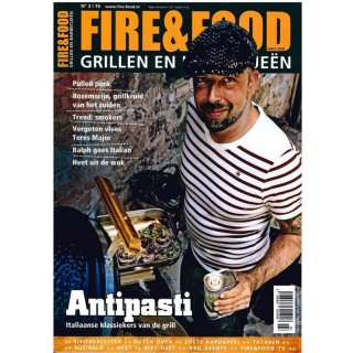 Fire & Food N. 3/16 Grillen und Barbecuen