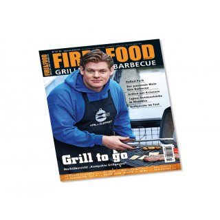 Fire & Food N.2/16 Grillen und Barbecuen