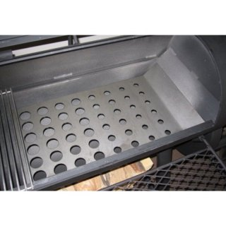 Hitzeleitblech / Convection Plate für 16er JOEs BARBEQUE SMOKER