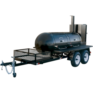 Meadow Creek BBQ Smoker Trailer TS500