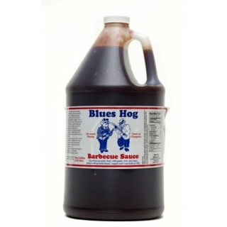 Original Blues Hog Barbecue Sauce Gallone