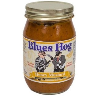 Original Blues Hog Honey Mustard Barbecue Sauce