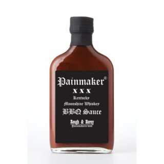 Painmakers best - BBQ Sauce