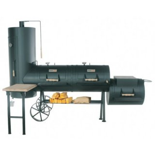 SMOKY FUN BBQ SMOKER Big Chief 24 Barbecue Smoker Grill