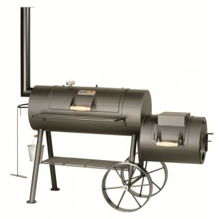 SMOKY FUN BBQ SMOKER Party Wagon 6 Barbecue Smoker Grill
