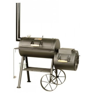 SMOKY FUN BBQ SMOKER Tradition 5 Barbecue Smoker Grill