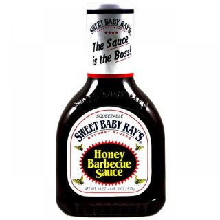 Sweet Baby Rays BBQ Sauce - Honey