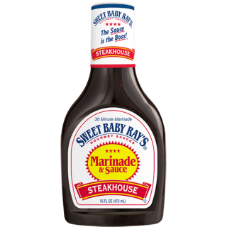 Sweet Baby Rays Steakhouse Marinade