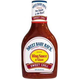 Sweet Baby Rays Wing Sauce & Glaze Sweet Chili