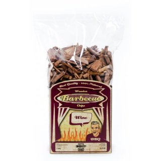 Wood Smoking Chips Wine Oak