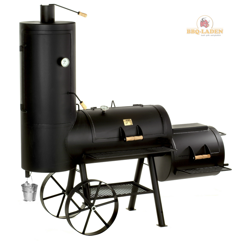 JOEs BARBEQUE SMOKER 20er Chuckwagon