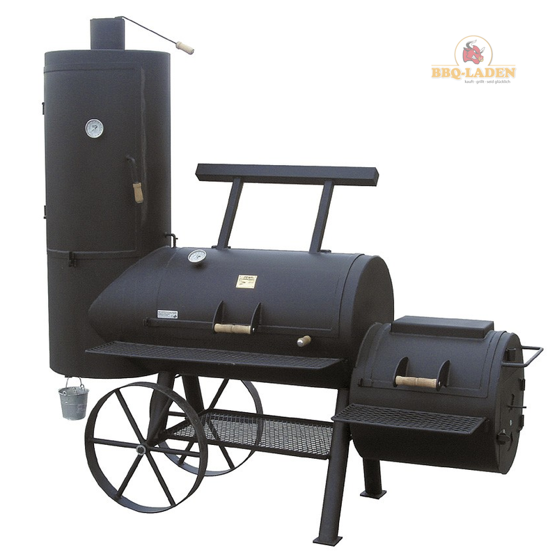 JOEs BARBEQUE SMOKER 24er Chuckwagon Catering