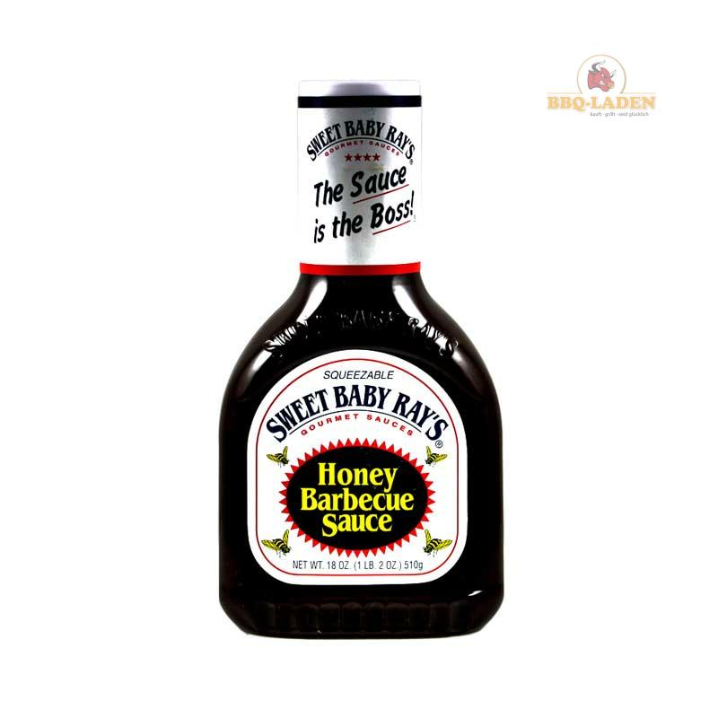 f7dfd6265b605a Sweet Baby Ray s BBQ Sauce - Honey - Kauf sie online im BBQ-Laden