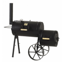JOEs BARBEQUE SMOKER 16er Wild West - AKTION inkl. Ablagen