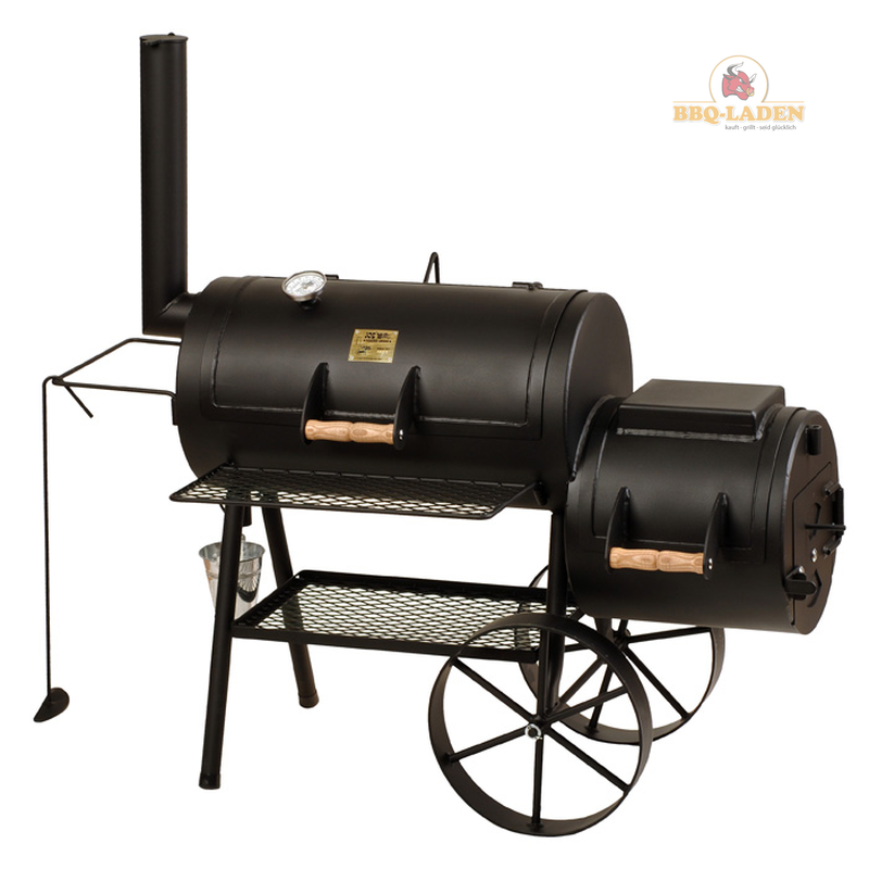 JOEs BARBEQUE SMOKER 16er JOEs Special *AKTION* inklusive Deckelhalter