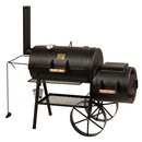 JOEs BARBEQUE SMOKER 16er JOEs Special *AKTION* inklusive Hitzleitblech / Convection Plate
