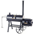 JOEs BARBEQUE SMOKER 16er Reverse Flow