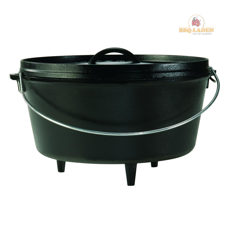 Lodge Deep Camp Dutch Oven - 7,6l - 12